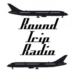 Round Trip Radio Podcast Logo